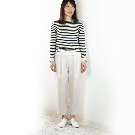 TOWN( 縫代つきカット済型紙)/テーパードパンツ