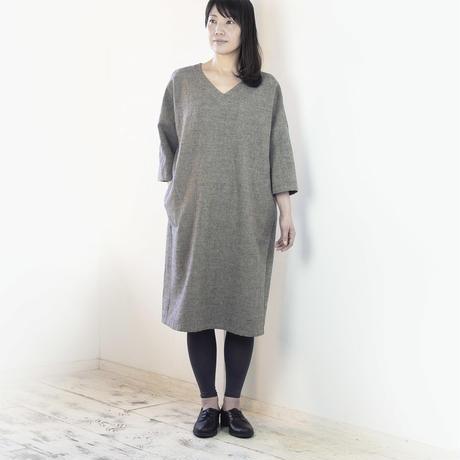 TOWN( 縫代つきカット済型紙)/スクエアワンピース