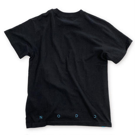 SOLID AND PLANE【T-SHIRT BLACK】