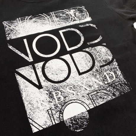 FREELY MOOD【T-SHIRT BLACK】