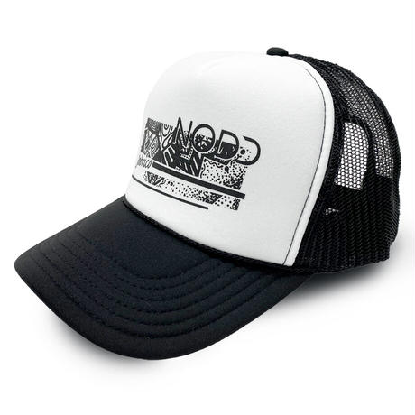 connect【MESH CAP WHITE】