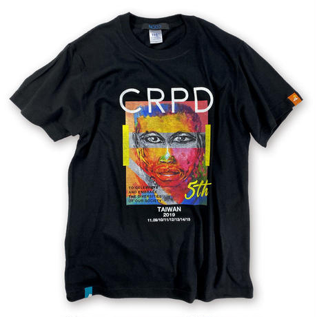 CRPD 5th face【T-SHIRT】