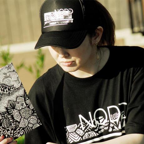 connect【MESH CAP BLACK】