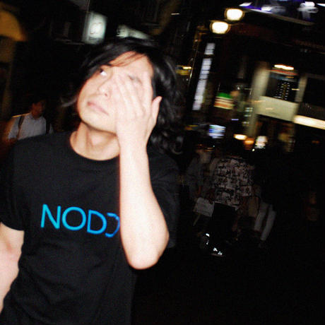 NODD LOGO【T-SHIRT BLACK】
