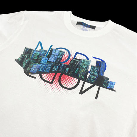 SOLID AND PLANE【T-SHIRT WHITE】