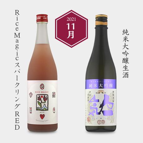 【定期便】人気酒造おすすめ日本酒2本セット