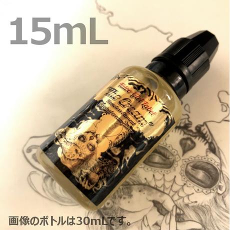 """15ml   """"The Cream"""" Nameless Element オリジナルクリーム  VAPEリキッド"""