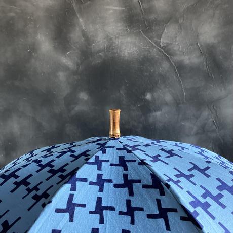 ツタエノヒガサ キツネノタスキ 籠のメ 水色