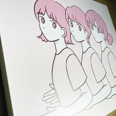 キャンバス (Pink)