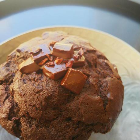 Gluten free chocolate muffin・グルテンフリーチョコマフィン(3個入り)