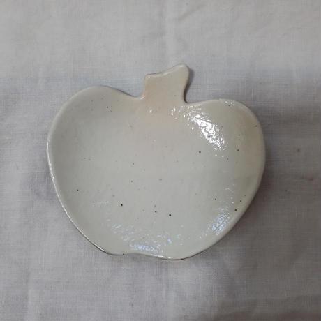 鉄散 りんご皿  小