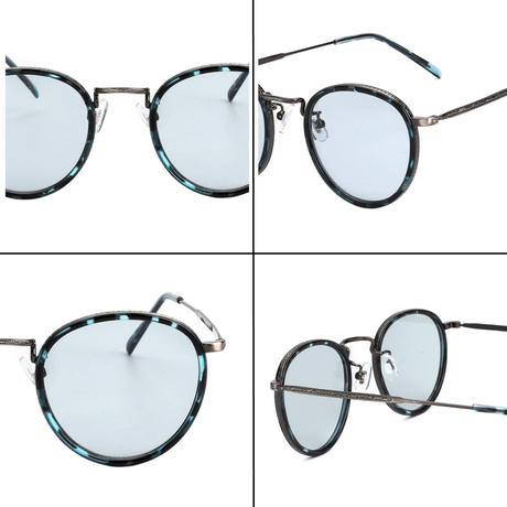 【ボストンアンティークメタル サングラス】4colors/UV99%cut/Ladies'・Men's