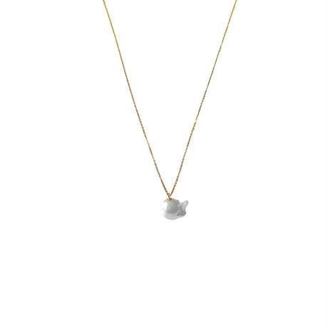 #154 百花 Goldfish Pearl Necklace