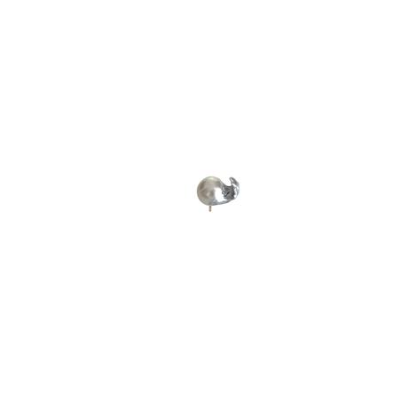 #48 百花 Goldfish Pearl Earring