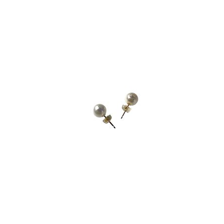#23 百花 Ingenuous Pearl Earrings