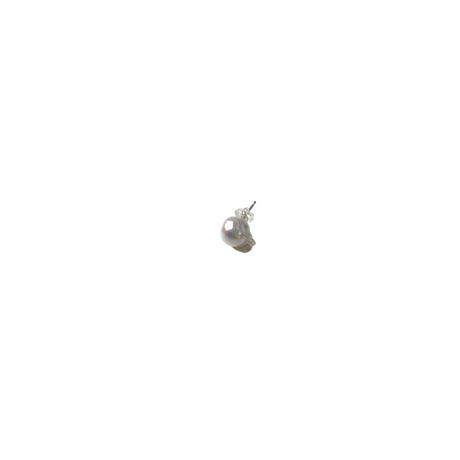 #20 百花 Goldfish Pearl Earring