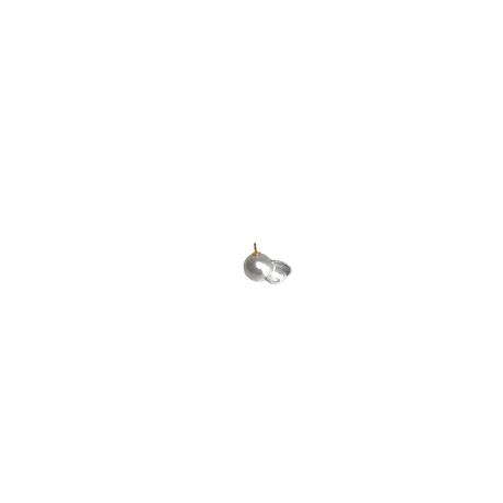 #107 百花 Superior Goldfish Pearl Necklace