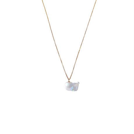 #152 百花 Superior Goldfish Pearl Necklace