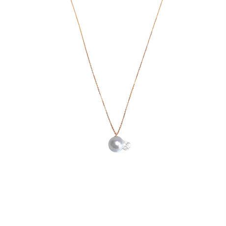 #111 百花 Goldfish Pearl Necklace