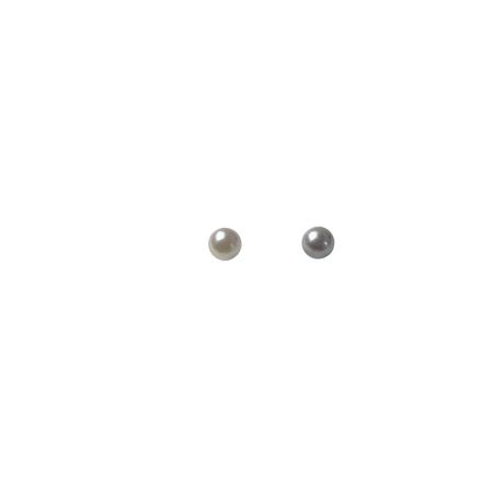 #24 百花 Ingenuous Pearl Earrings
