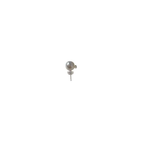 #21 百花 Goldfish Pearl Earring