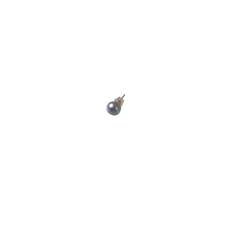 #19 百花 Coloful Pearl Earring