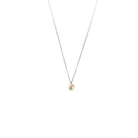#65 百花 Coloful  Akoya Pearl Necklace