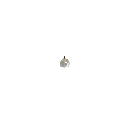 #114 百花 Uneven Akoya Pearl Necklace