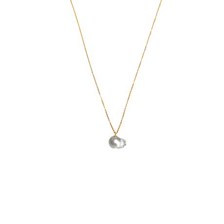 #104 百花 Goldfish Pearl Necklace
