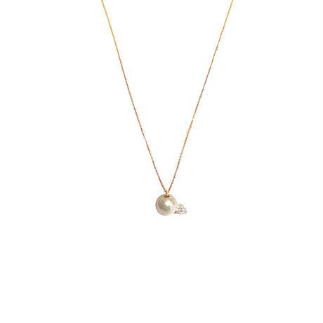 #117 百花 Superior Goldfish Pearl Necklace