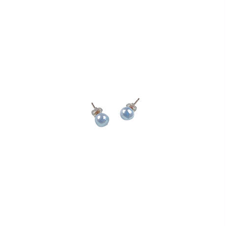 #126 百花 Coloful Akoya Pearl Earrings