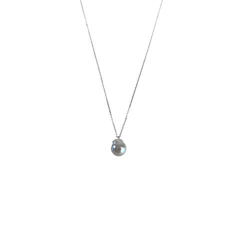 #62 百花 Coloful Akoya Pearl Necklace