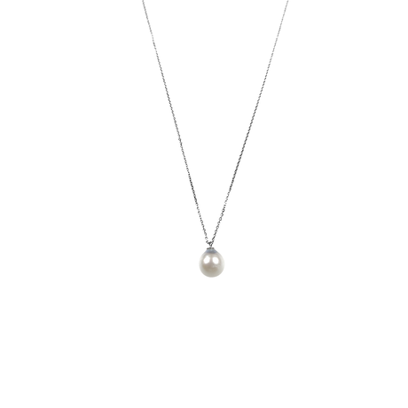 #60 百花 Ingenuous Akoya Pearl Necklace
