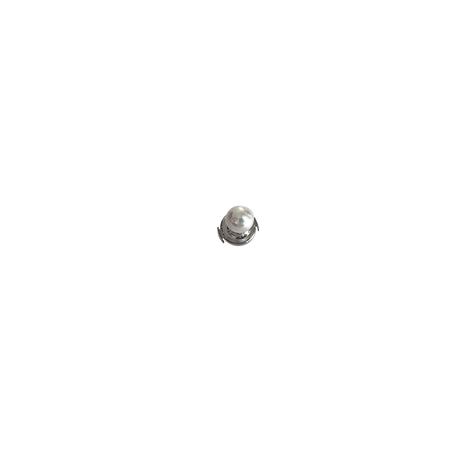 #59 冬花 Akoya 7 Pearl LapelPin