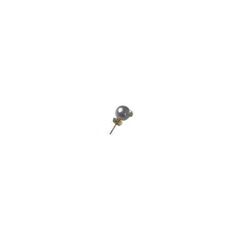#16 百花 Goldfish Pearl Earring