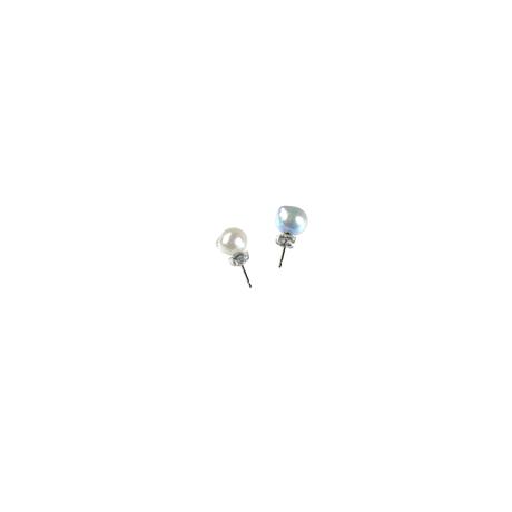 #86 百花 Ingenuous Akoya Pearl Earrings