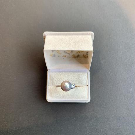 百花 Goldfish Pearl Ring #1