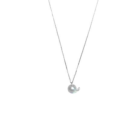 #122 百花 Goldfish Pearl Necklace