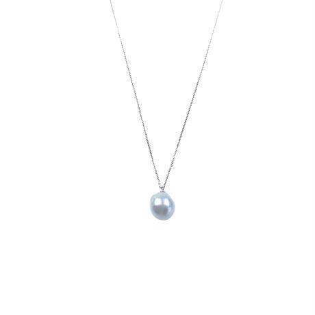 #41 百花 Coloful Akoya Pearl Necklace