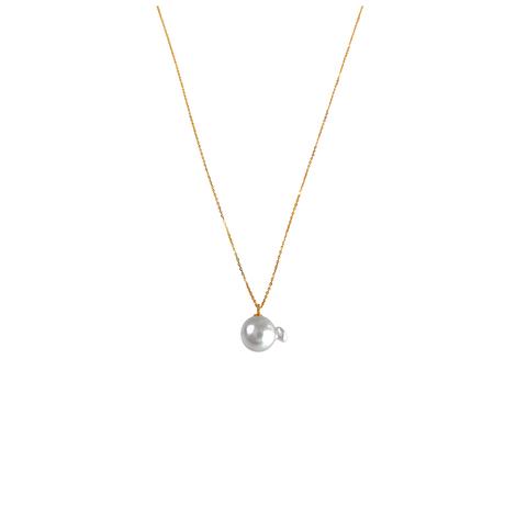 #73 百花 Goldfish Pearl Necklace