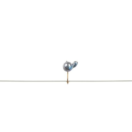 #95 百花 Superior Goldfish Pearl Earring