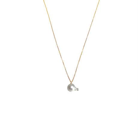 #108 百花 Goldfish Pearl Necklace