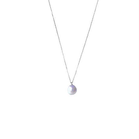 #141 百花 Uneven Akoya Pearl Necklace