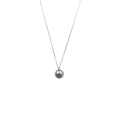 #42 百花 Coloful  Akoya Pearl Necklace