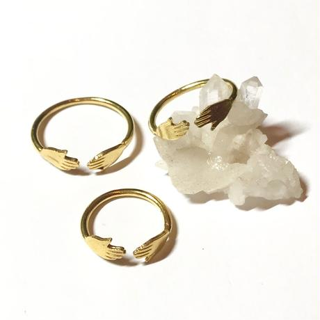 Hand ring <gold>
