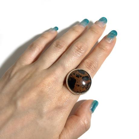 【受注商品】Jasper ring