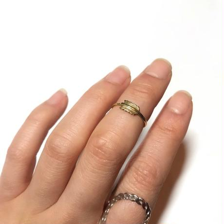 Arrow ring <gold>