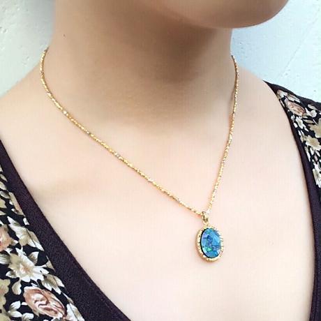 Beads chain 40cm (cut)