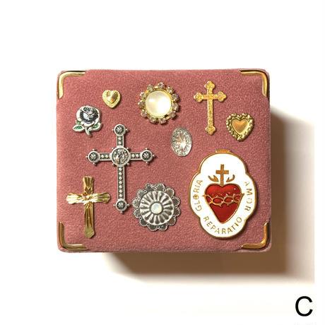 Jewelry box〈Pink〉