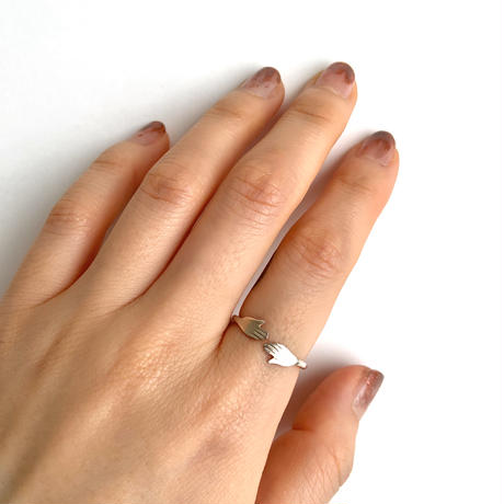 Hand ring〈Silver〉